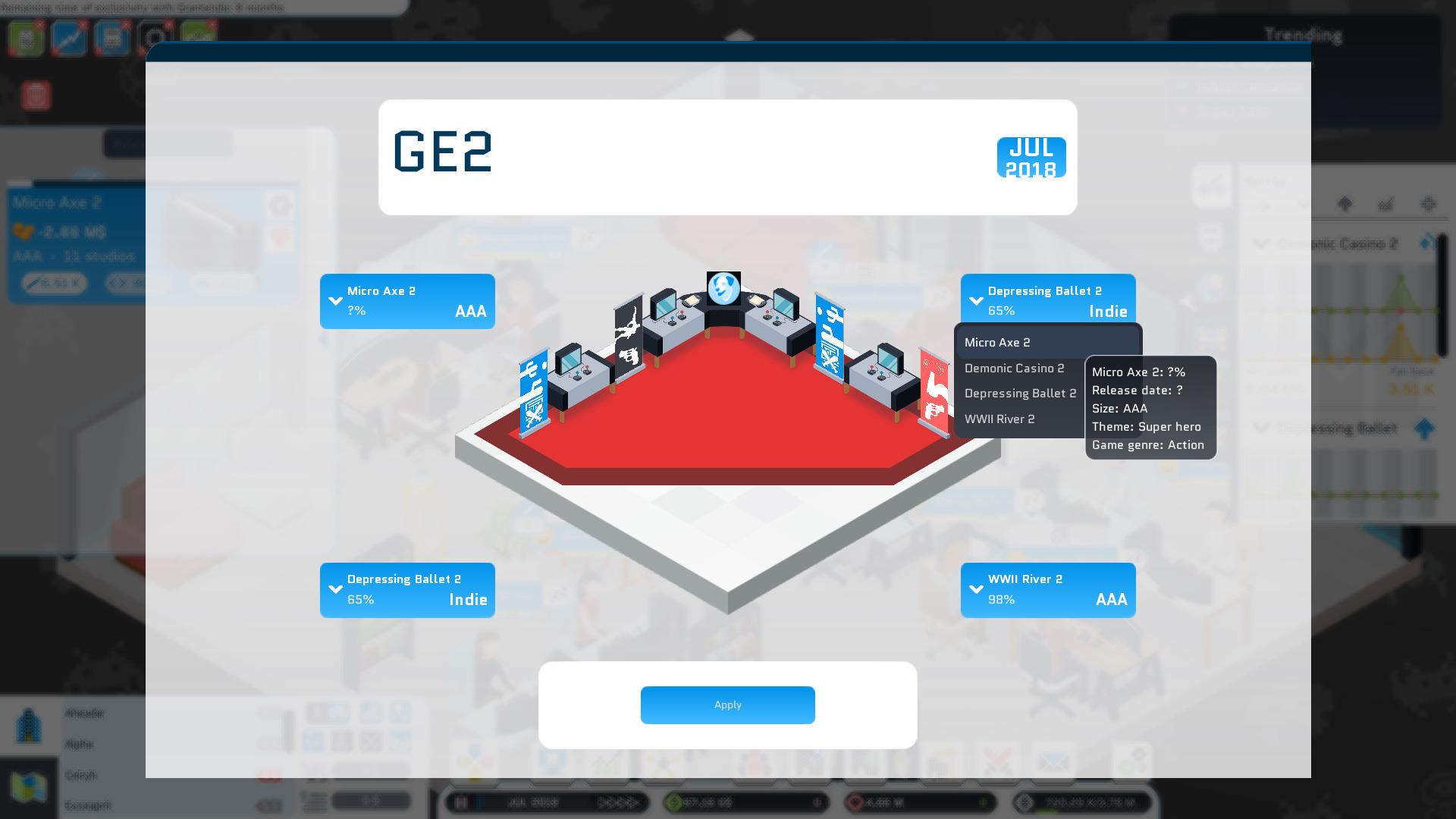 City Game Studio launch